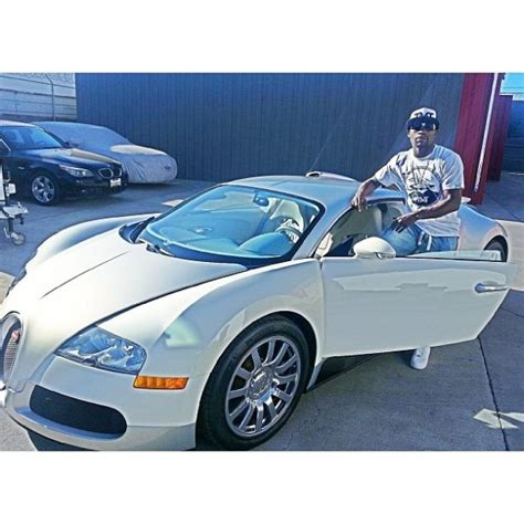Floyd Mayweather Bugatti by Floyd Mayweather Shows His Bugatti Veyron