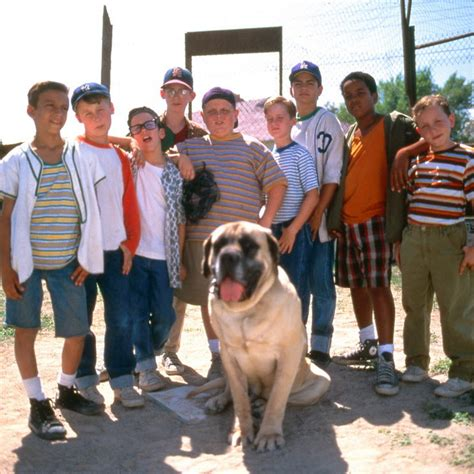 the from sandlot the sandlot see where the are now style