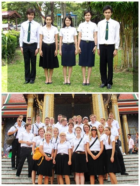 night high school students and photographs on pinterest thai university students uniform pictures to pin on