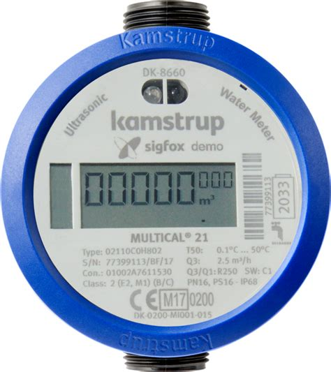 Tried Smart Water by Kamstrup Introduces Smart Water Meter With