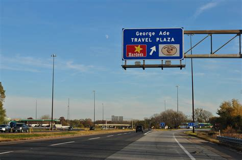 service indiana interstates 80 90 east gary to westville aaroads indiana