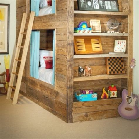 Make Bunk Beds How To Build A Bunk Bed Ladder Woodworking Projects Plans