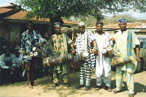 yoruba african tribes in nigeria agalu spirit of african drums
