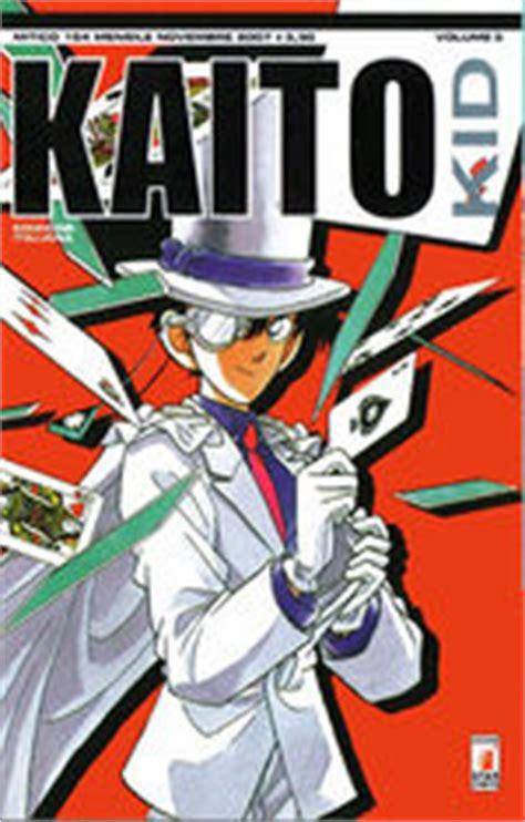 Kaos Magic Kaito Cover magic kaito volume 3 detective conan wiki