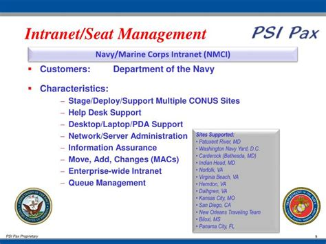 Navy Erp Help Desk by Ppt Company Overview Powerpoint Presentation Id 1690478