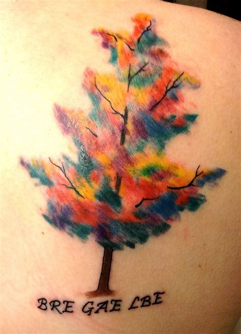watercolor tattoos tree 204 best watercolor tattoos images on