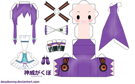 Anime Papercraft Printable - papercraft anime buscar con papercrafts
