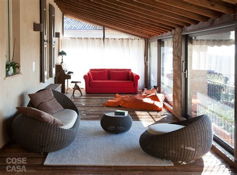 ambienti casa una casa con ambienti moderni a sfondo rustico cose di casa