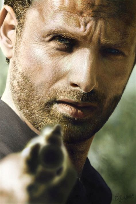 how to get your hair like rick grimes rick is a dog thewalkingdead