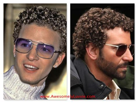 jheri curl without perm who rocked the jheri curl best bradley cooper or justin