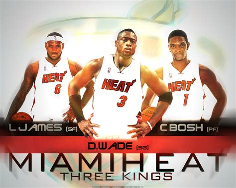 And Heat Up Miami by Miami Heat
