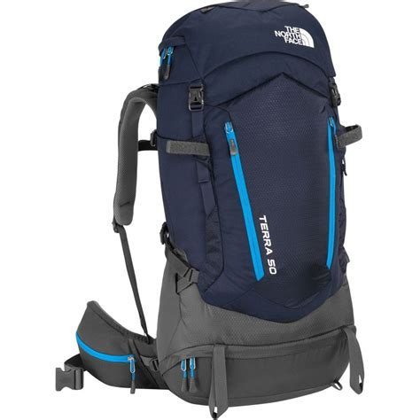 Navy Club Hiking Backpack 9087 50l the terra 50l backpack backcountry