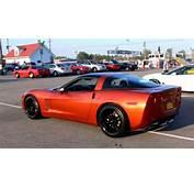 7 Best Paint Colors To Have On Your Show Corvette