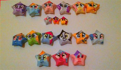 Origami My Pony - pony origami by zoiby on deviantart