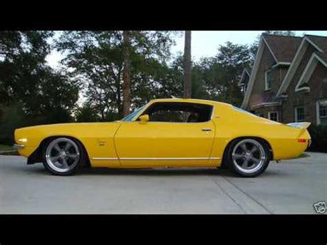 the 1970 1973 camaro : part 2 youtube