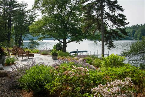 Landscape Architecture Nh 2016 Excellence In Landscape Design Winner Clearview Lake
