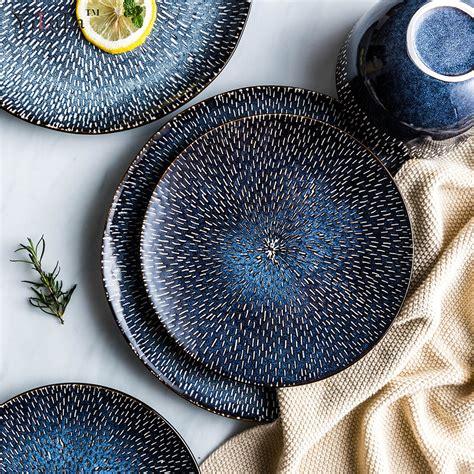 10 Inch Ceramic Dinner Plates - yilala ceramic dinner plate dish 10 inch 8 inch large