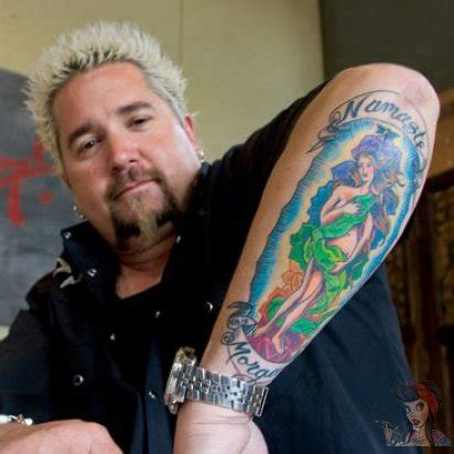guy fieri tattoo 17 tattoos fieri