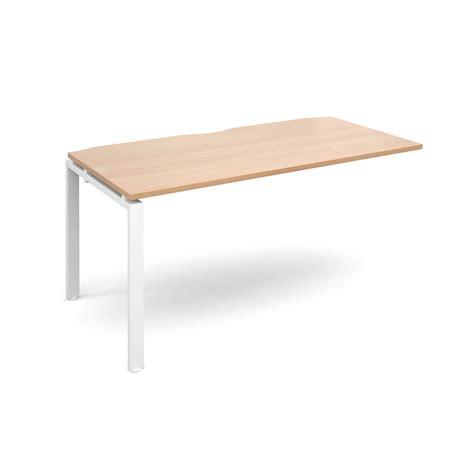 single bench dams adapt ii single bench desk
