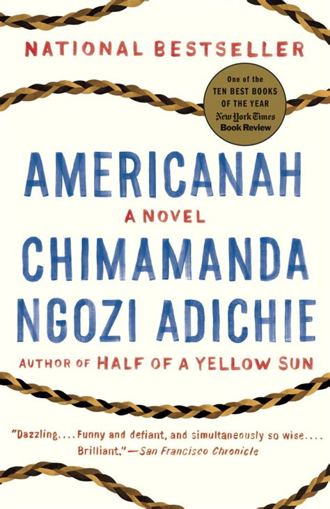 adichie surprised by success of americanah entertainment