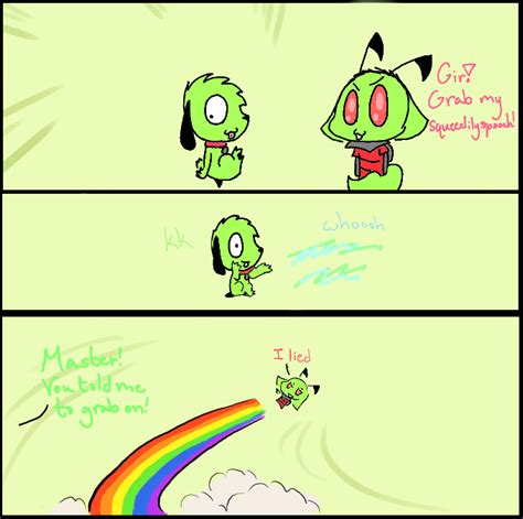 invader zim grab my meme by invaderkitandwolf on deviantart