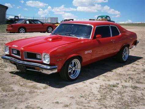 1974 Pontiac Gto For Sale by 1974 Pontiac Gto For Sale Carnutts Info
