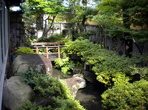 Garden Of Atrium Middle Earth Minerals Matsutomi Geology Museum Kyoto Japan