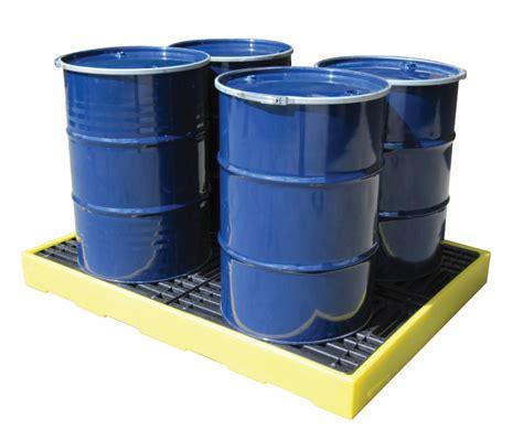 bf4 bunded floor 4 x 210l drums spilldoctor co za