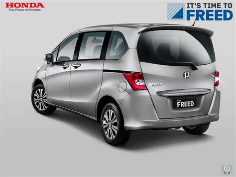 honda s 7 seater mpv freed interior exterior picture