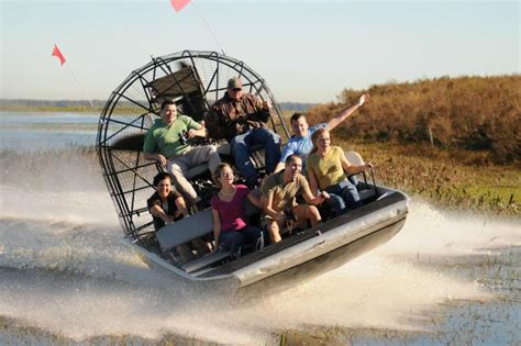 fan boat rides new orleans airboat adventures airboat sw tour pick up new