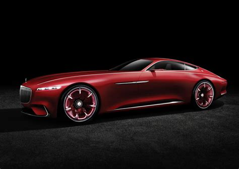 2016 Mercedes Maybach Vision Concept Car Hd Cars 4k