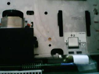 Ccd Unit Canon Ir5000 teknisi fotocopy penyebab ccd ap pcb rusak