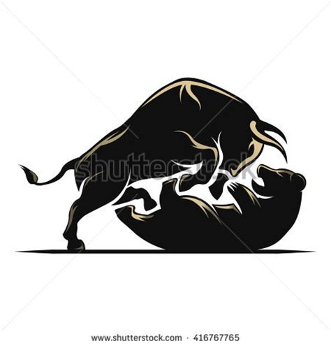 bull bear market stock images, royalty free images