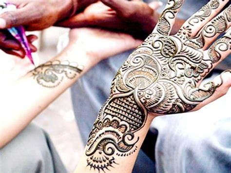 ten easy tips to apply mehandi beautifully for beginners