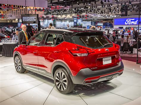 nissan kicks red 2019 nissan kicks review price release date interior