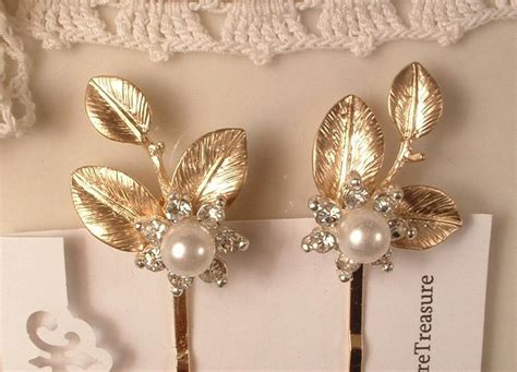 Vintage Wedding Hair Pins by Vintage Bridal Hair Pins Hotty