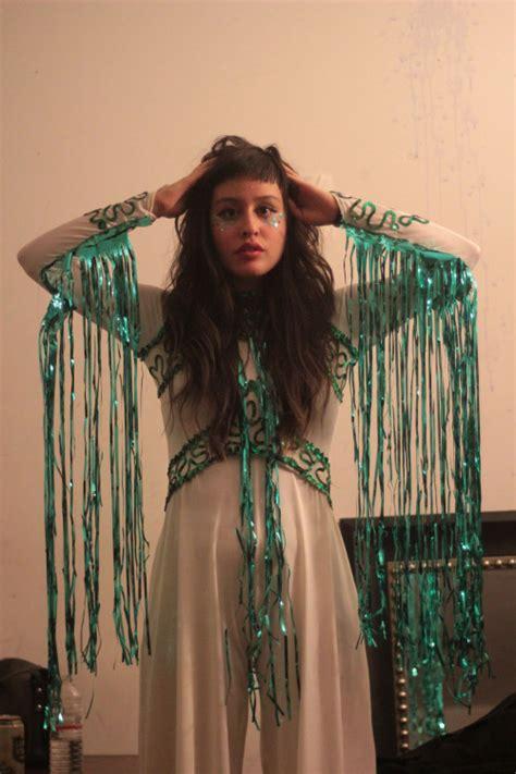 Zahira Dress 1 zahira gutierrez moccasins live houston pop