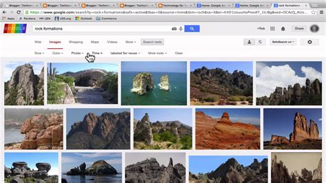 Google Images Advanced Search