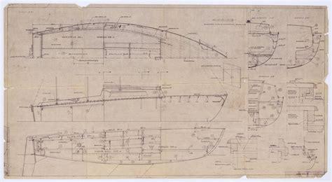 zef zeilboot scheepsbouwtekening en handleiding voor het bouwen van een