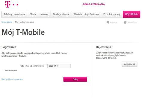 t mobile pl jak szybko przedłużyć umowę na www t mobile pl