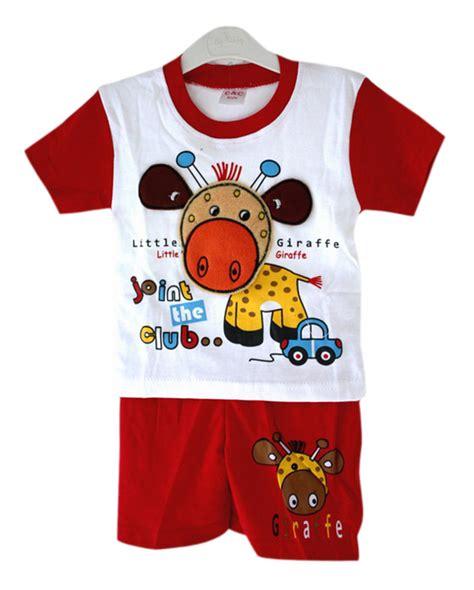 Baju Bayi Newborn Anakku kedai tok wan baju baby lelaki giraffe rm 35