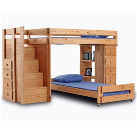 Solid Wood Bunk Beds With Stairs Wooden Loft Beds Solid Wood Loft Bed With Stairs 39472 Pc Elitedecore