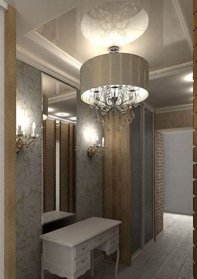 Entryway Chandelier Ideas 3d Interior Design Ideas For Entryways Hallway Lighting Fixtures