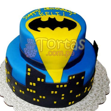 Imagenes De Uñas Decoradas Batman | torta batman 07 codigo tba07 detalles deliciosa torta