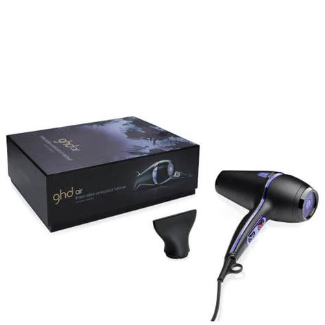 ghd nocturne collection air professional hair dryer free