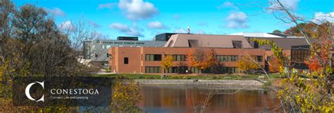 conestoga college institute of technology and advanced