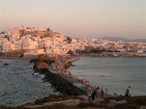 naxos chora viaggi vacanze e turismo turisti per caso
