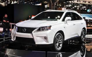 2014 lexus rx 350 changes latescar
