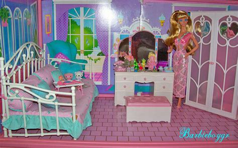 how to make a barbie doll bedroom glamour home barbie bedroom flickr photo sharing