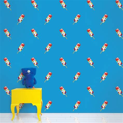 wallpaper for kids colorful patterned wallpapers for kids rooms by allison